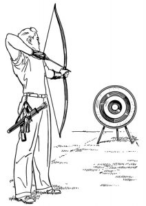 the-bow-the-arrow-and-the-target
